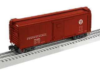 6-84889 O Scale Lionel Pennsylvania Round Roof Boxcar #78498