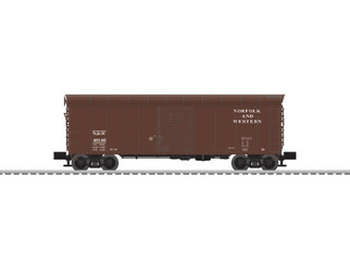 6-84896 O Scale Lionel Norfolk & Western X31Round Roof Boxcar #46146