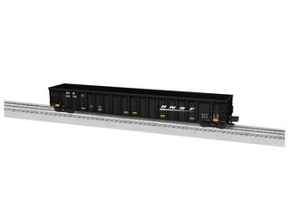 6-84829 O Scale Lionel BNSF 66' Mill Gondola #518770