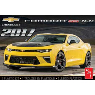 AMT1074M AMT 2017 Chevrolet Camaro SS 1LE 1/25 Scale Plastic Model Kit
