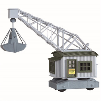 303 HO Scale Model Power M. Walker & Son Sand & Gravel Rail Crane Kit