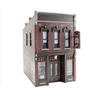 BR5850 O Scale Woodland Scenics Sully's Tavern