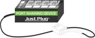 JP5681 Woodland Scenics Just Plug Port Sharing Device