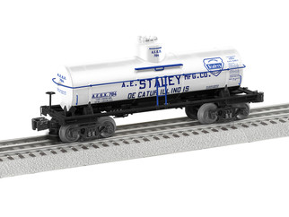 6-84804 O Scale Lionel AE Staley 8000 Gallon Tank Car #704