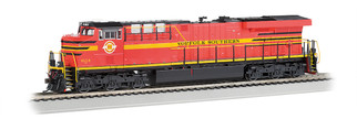 65410 HO Scale Bachmann GE ES-44AC Locomotive (DCC Sound) w/Ditch Lights-Norfolk SAouthern Railway #8114