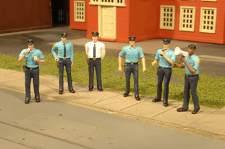 33104 HO Scale Bachmann Police Squad