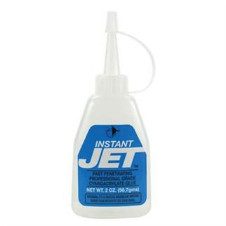 Jet 764 2 OZ. Instant Jet Fast Penetrating Professional Grade Cyanocrylate Glue