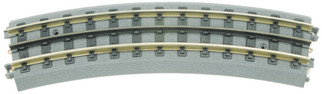 40-1042-2 O Scale MTH RealTrax O-42 Curved Section 2-Pack