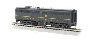 64906 HO Scale Bachmann ALCO FB-2 PRR(Single Stripe Keystone)-DCC Sound Value