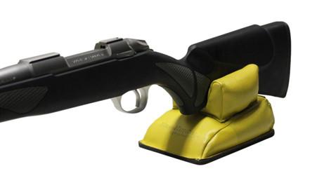 leather rear benchrest bag
