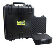 Cyclone Extra Long Pistol Hard Case - Black