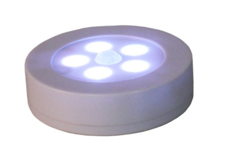 motion sensor gun safe light