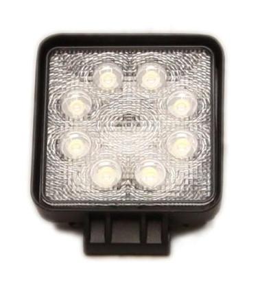 8 led work light