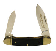 Max-Hunter Canoe Two Blade Folding Knife
