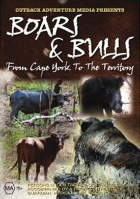 boars bulls cape york territory hunting dvd