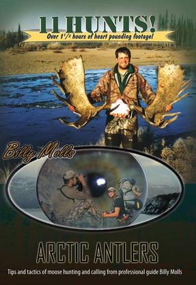 alaskan hunting adventure dvd movie arctic antlers moose caribou shooting