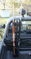 Vehicle Double Gun Rack