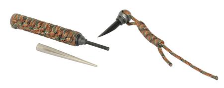 Knife Sharpener & Flint Survival Tool