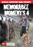 Memorable Moments 4 Hunting DVD Outback Adventure Media