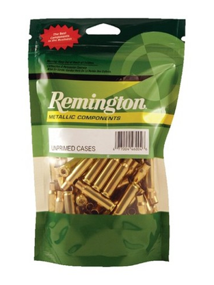 Remington Unprimed Brass Cases