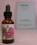 Progestelle Progesterone Oil Purer than Progesterone Cream, Natural, Bioidentical