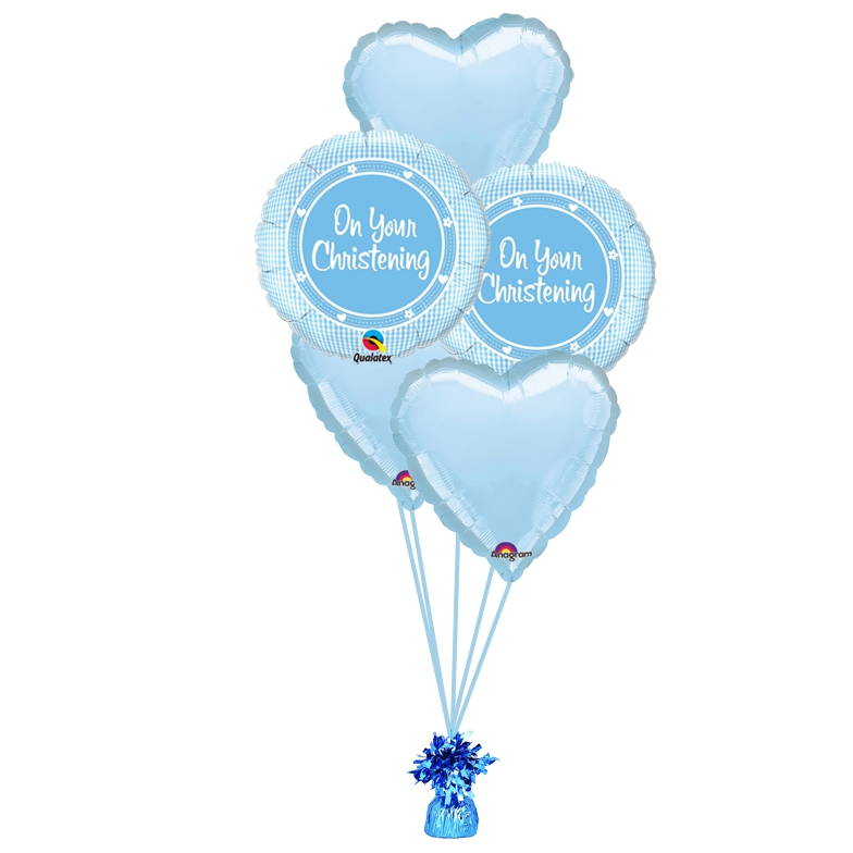 Baby Christening Party Christening Boy Party Supplies