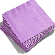 Lavender Lunch Napkins (20)