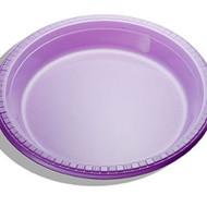 Lavender Dinner Plates (8)