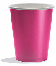 Magenta Cups (8)