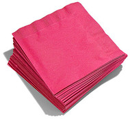 Magenta Lunch Napkins (16)