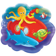 Sealife Snack Plate 26.9cm