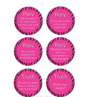Truth or Dare Coaster Party Game