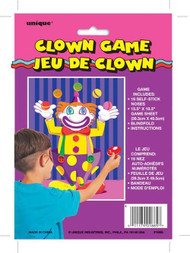 Pin The Nose on The Clown Game (16)