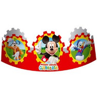 Mickey Mouse Die Cut Party Hats (6)