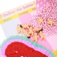 Deliver the Babies Baby Shower Games