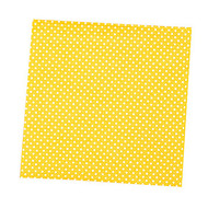 Yellow Polkadot Napkins (20)