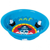 My Pirate Party Plastic Bowl