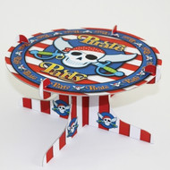 Pirate Party Single Cake Stand