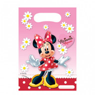 Minnie Mouse Polka Dot Red Party Bag (6)