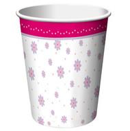 Ballerina Party Cups (8)