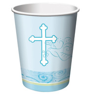 Faithful Dove Boy Religious Cups (8)