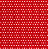 Red Polkadot Napkins (20)