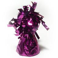 Purple Foil Balloon Weight