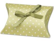 Moss Green Pillow Favour Box DIY (1)