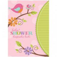 Tweet Baby Girl Keepsake Book