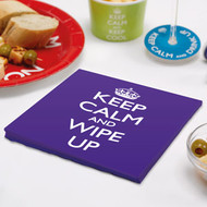 Keep Calm and Party Napkins (8)