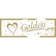 Golden Anniversary Giant Banner