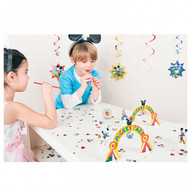 Mickey Mouse Clubhouse Blow Ball Relay Party Game