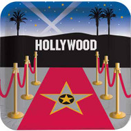 Reel Hollywood Party Dinner Plates (8)