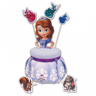 Sofia The First Cake Stand Kit